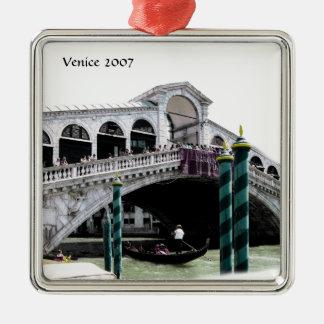 Ornament - Rialto Bridge Color