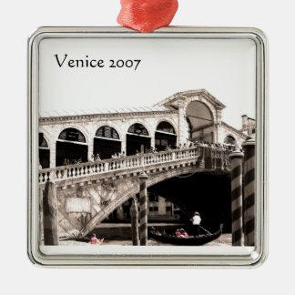 Ornament - Rialto Bridge Sepia