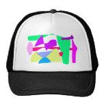 Ornament Room Window Horizon Soft Trucker Hat