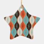 Ornament seamless retro pattern grunge