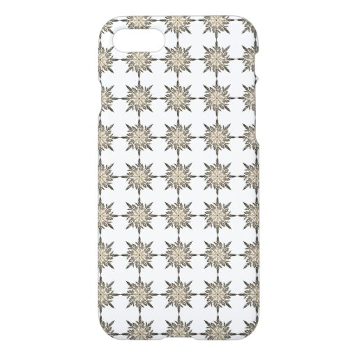 Ornament Stars Texture iPhone 8/7 Case