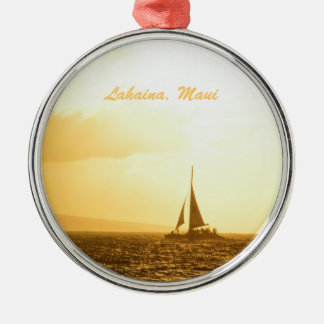 Ornament: Sunset Memories (Premium Round)