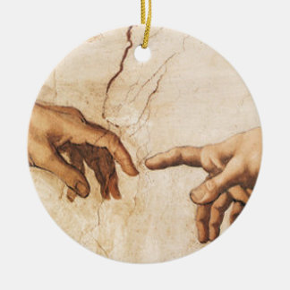 Ornament - The Creation of Adam
