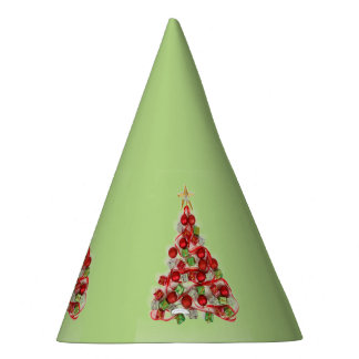 Ornament Tree Party Hat