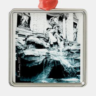 Ornament - Trevi Fountain