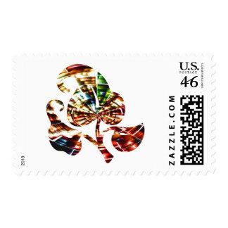Ornament V11 - Sparkling Red Stamps