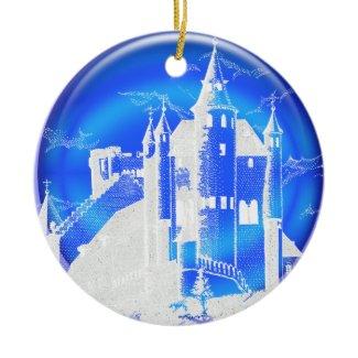 Ornament - Winter castle
