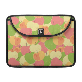 Ornament With Apples MacBook Pro Sleeve