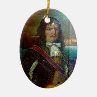 Ornament with Sir Henry Morgan