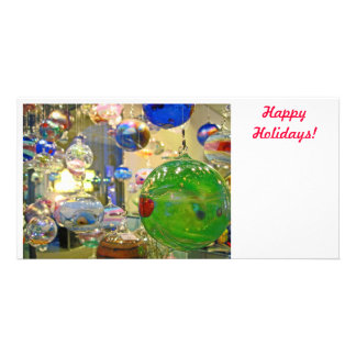 Ornament Wonderland Photo Cards