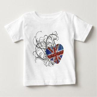 Ornamental British Flag Tshirts