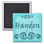 Ornamental de Hayden Iman Para Frigorífico