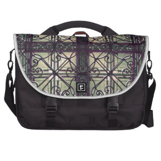 Ornamental decorative commuter bags