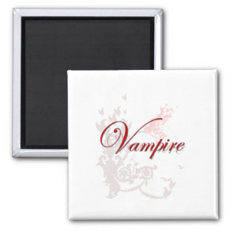 Ornamental del vampiro imán para frigorífico