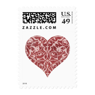 Ornamental Heart Stamps