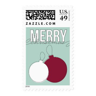 Ornamental Holiday Postage