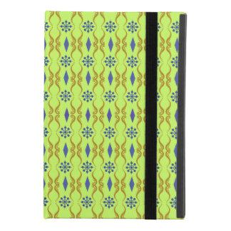 Ornamental India Stripes iPad Mini 4 Case