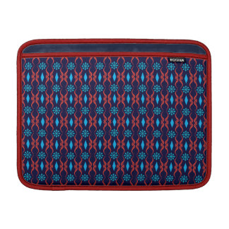 Ornamental India Stripes MacBook Air Sleeve