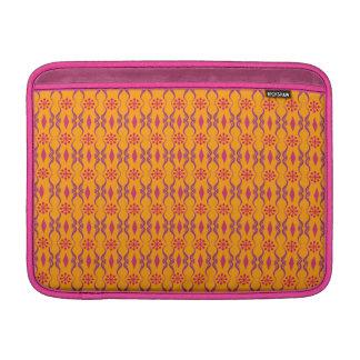 Ornamental India Stripes MacBook Sleeve