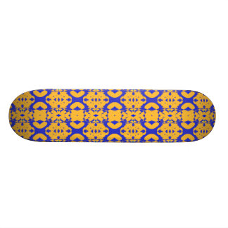 Ornamental Skateboard