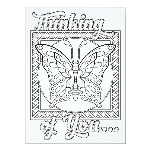 thinking of you printable coloring pages - search results for free well miss you coloring cards