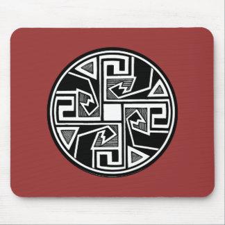 Ornamentation Indian native American Anasazi Mouse Pad
