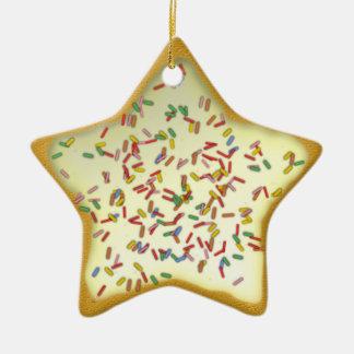 "Ornamentation star ""Christmas cookie"" Var01 Christmas Tree Ornaments"