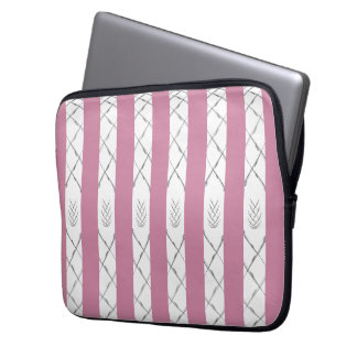Ornamentation strip your backgr. computer sleeve
