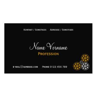 Ornamentations Business Card