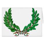 Ornamenti da comune, Italy Card