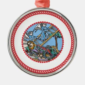 Ornamento 1 de la escalera de Jacob del árbol de Ornamentos De Reyes