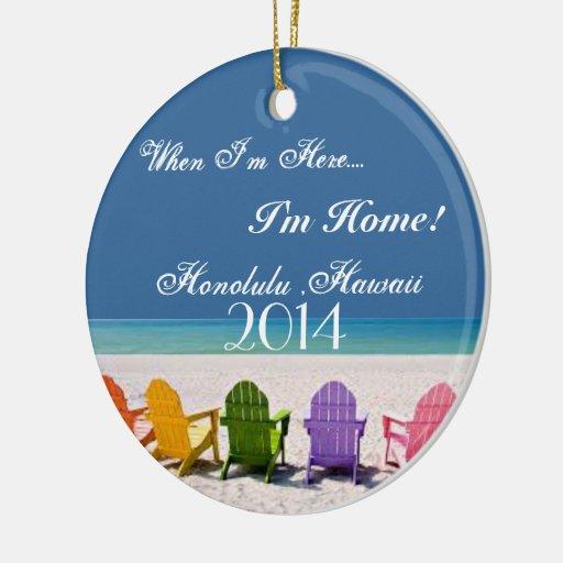 ORNAMENTO 2014 del REGALO del AMANTE de la PLAYA Ornamento De Reyes Magos
