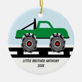 Ornamento adorable de pequeño Brother del monster  Ornaments Para Arbol De Navidad