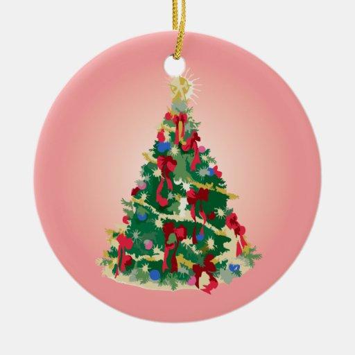 Ornamento: Árbol de navidad colorido Ornaments Para Arbol De Navidad