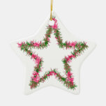Ornamento asteroide - guirnalda lamentable ornamentos de navidad