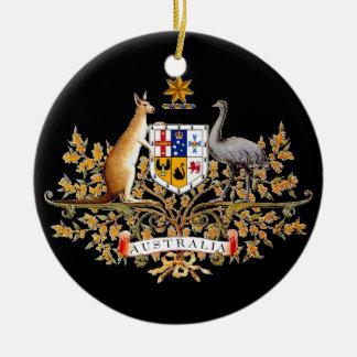 Ornamento australiano del árbol de navidad del ornamento para arbol de navidad