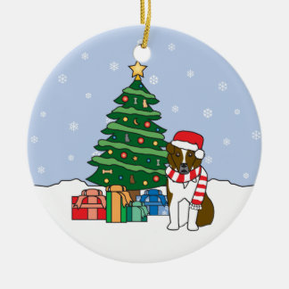 Ornamento australiano del navidad del pastor adorno