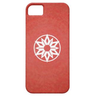 Ornamento Avatar del navidad iPhone 5 Case-Mate Cárcasa
