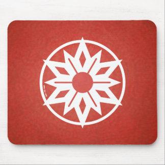 Ornamento Avatar del navidad Mouse Pad