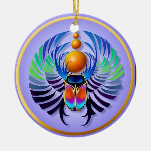 Ornamento caliente del escarabajo adorno para reyes