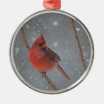 Ornamento cardinal adorno