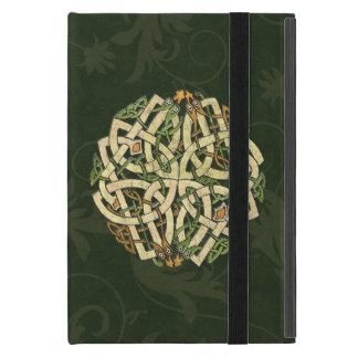 Ornamento céltico iPad mini carcasa