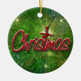 Ornamento ChrisTmas-1 Ornaments Para Arbol De Navidad