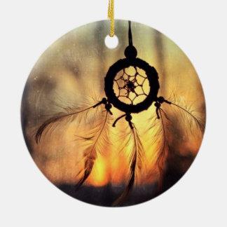 Ornamento colgante ideal del encanto de buena suer ornamentos de navidad