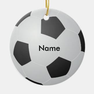 Ornamento conocido personalizado del navidad del ornamentos de navidad