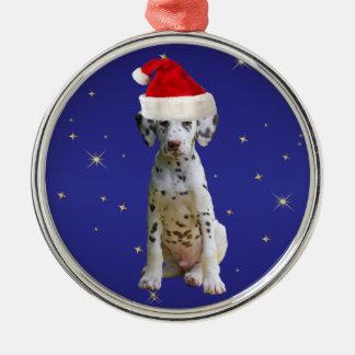 Ornamento dálmata del día de fiesta del navidad adorno para reyes