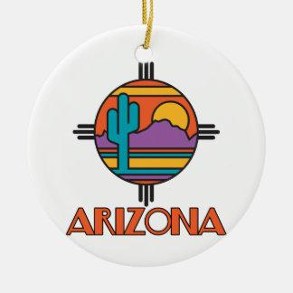 Ornamento de Arizona Mandella Ornaments Para Arbol De Navidad