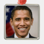 Ornamento de Barack Obama Ornato