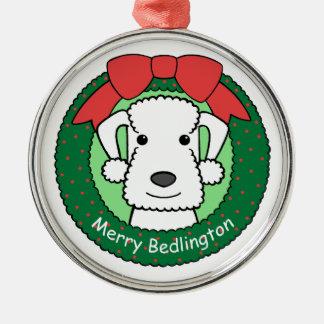 Ornamento de Bedlington Terrier Adorno