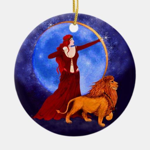 Ornamento de Beltane de la fuerza Adorno De Navidad